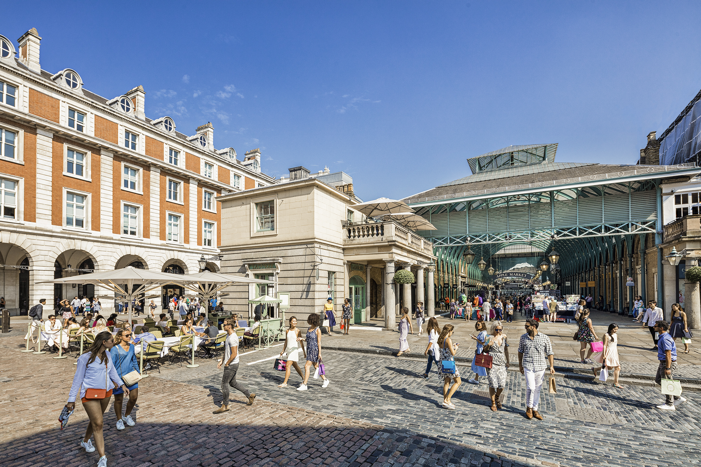 Covent Garden | Shopping, Dining and Culture Destination